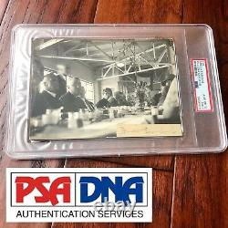AMELIA EARHART PSA/DNA Slabbed Autograph Signed Photo with Provenance
