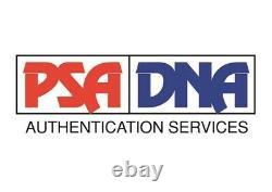 Dave Duerson 1985 Bears SB XX Signed Auto 1989 Score Card #22 PSA/DNA Slab