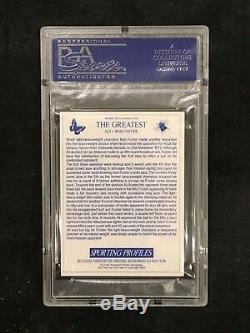 Muhammad Ali Signed Auto Slabbed Card PSA/DNA 81969948