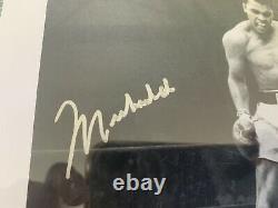 Muhammad Ali Signed Photo PSA DNA Slabbed Mint 9 Autograph Wow Rare