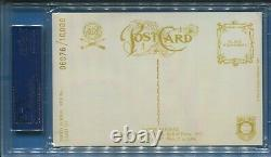 Sandy Koufax Autographed 1981 Perez Steele Postcard (psa/dna Slabbed)